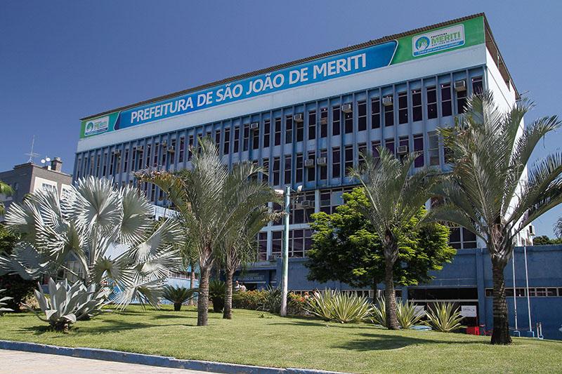 Sede da Prefeitura Municipal de São João de Meriti, Av. Automóvel Clube, 899