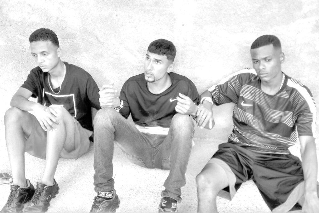 Trio do CV-06