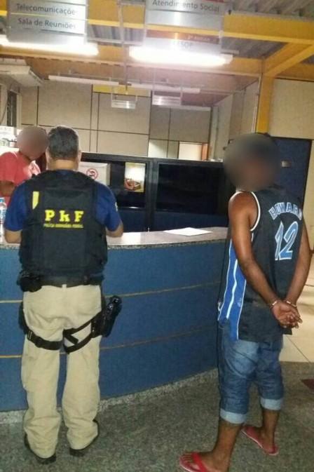 prf-prende-suspeito-que-ameacava-mulher-por-aplicativo-de-celular
