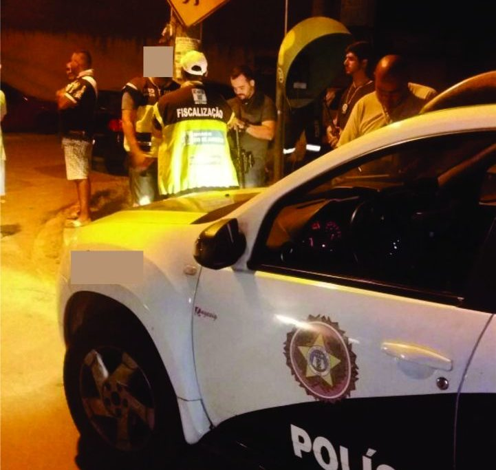 Detro e Polícia Civil