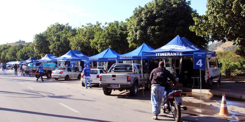 Detran Presente: mais de 400 vistorias são realizadas em Três Rios