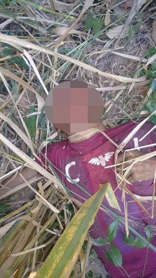 Homem é encontrado morto, semi-nu em Queimados