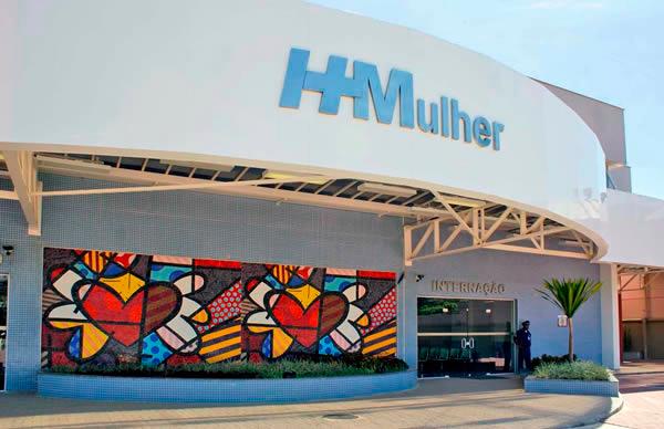 HOSPITAL DA MULHER SÃO JOÃO DE MERITI