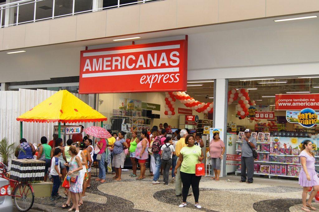 Lojas Americanas 1