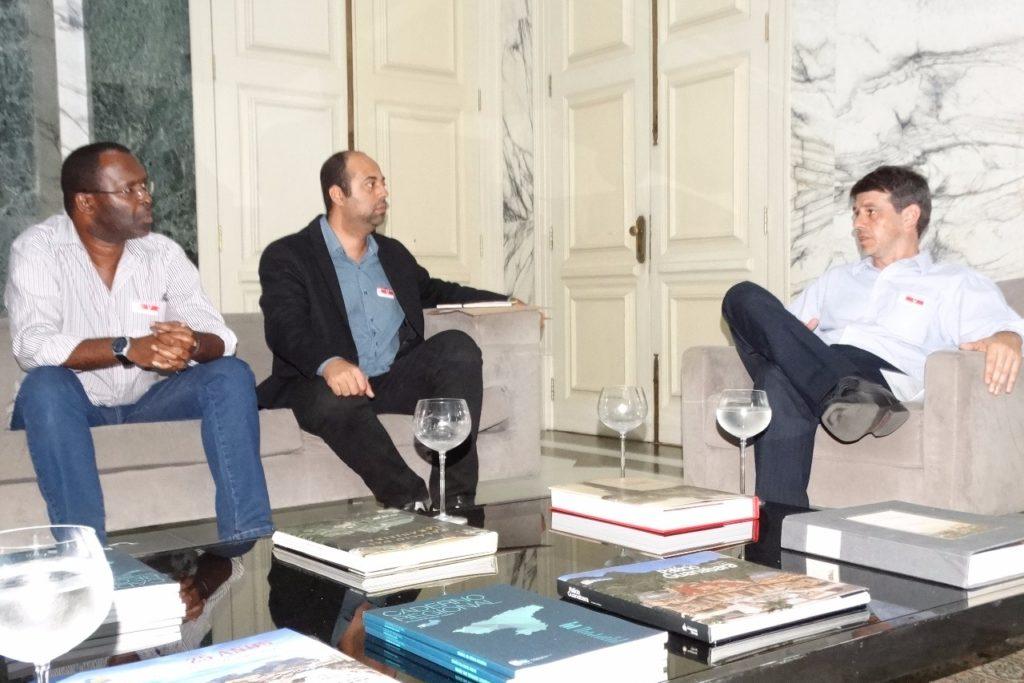 Reunião Palácio Guanabara