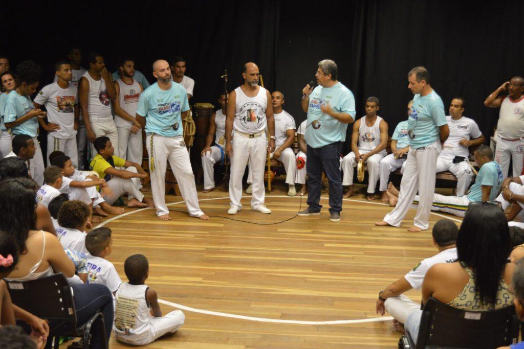 Queimados terá aulas de capoeira no CEU (4)