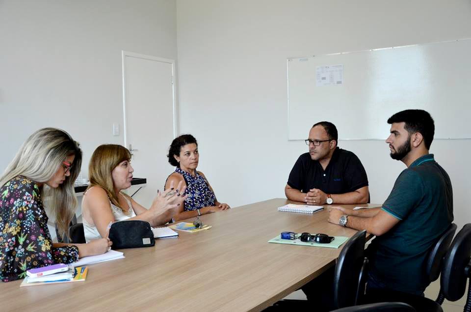 Foto reunião