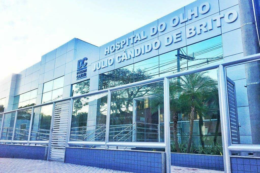 Hospital do Olho Julio Cândido de Brito