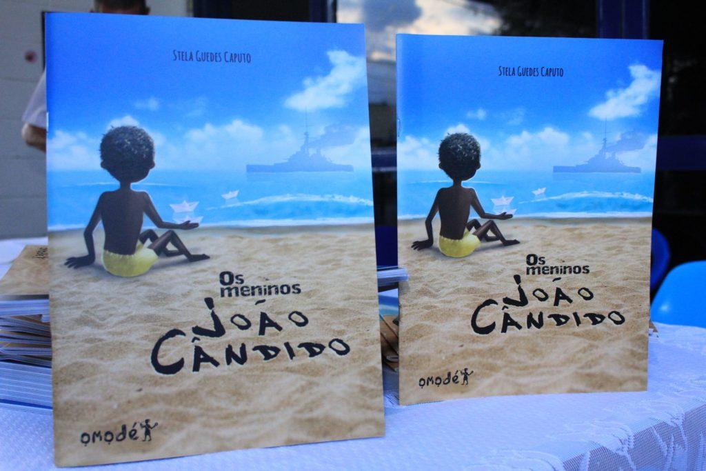 Livro Os Meninos João Candido