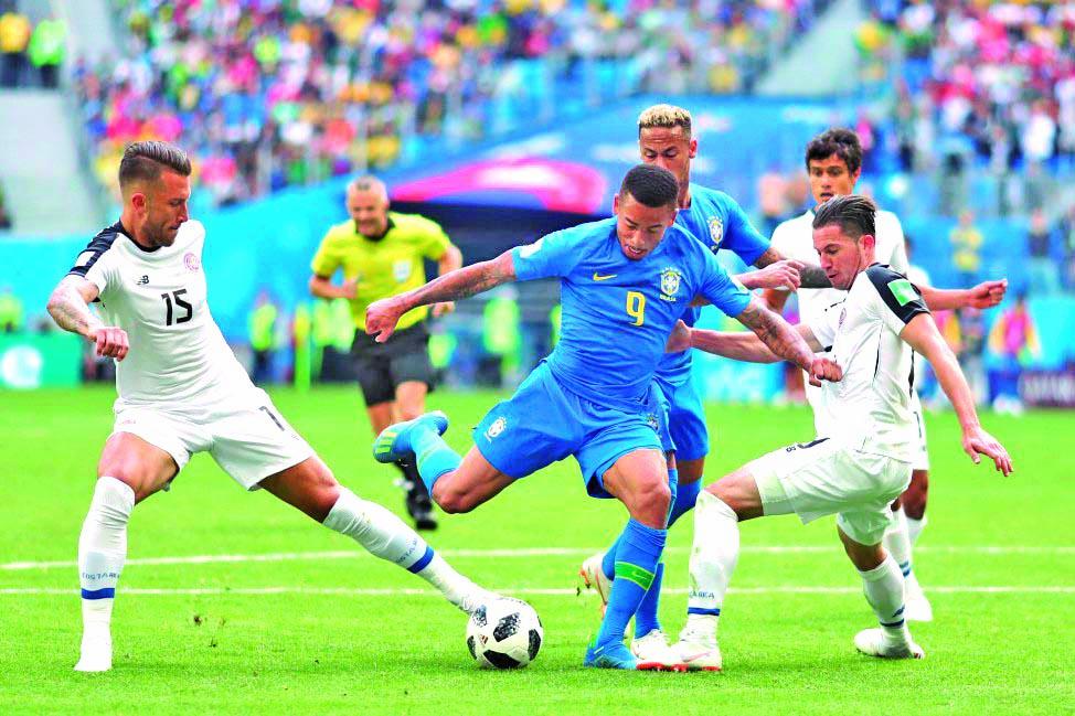 23 Brasil na Copa