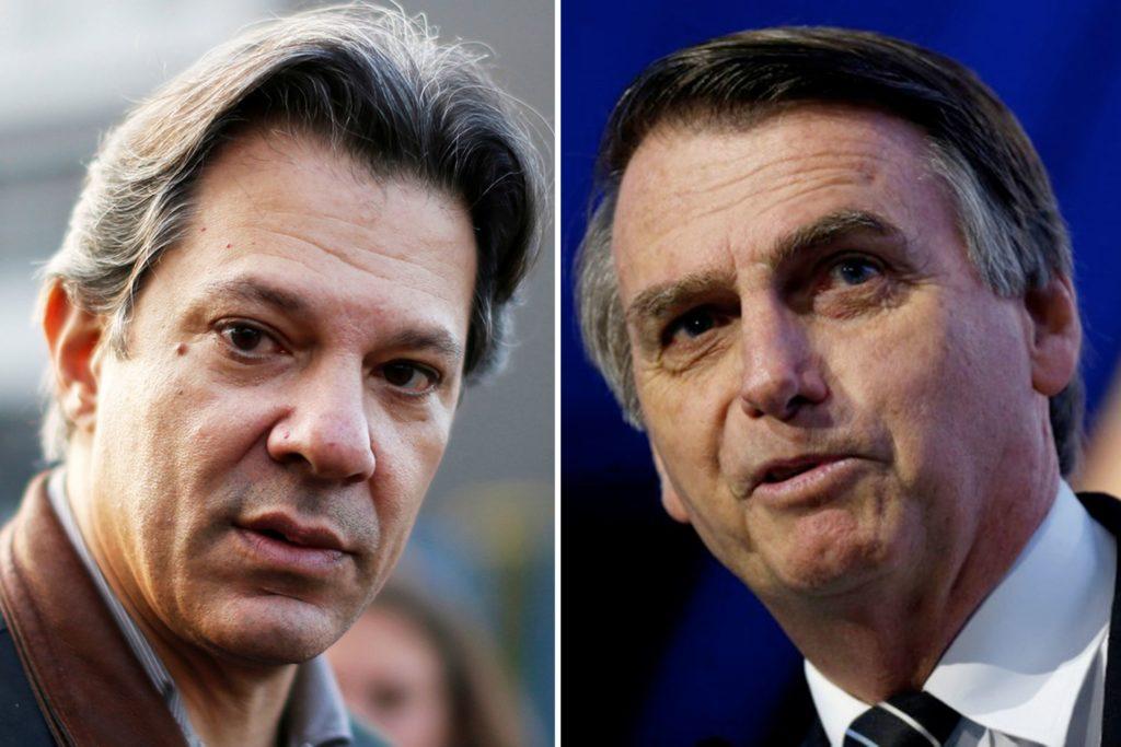 Bolsonaro x Haddad 2018