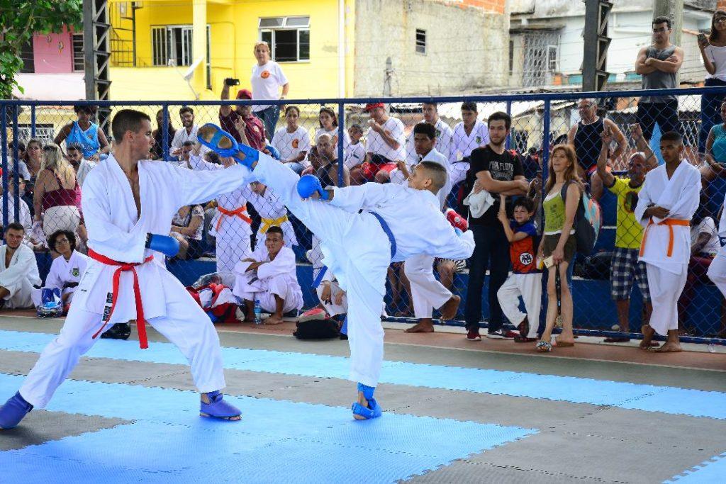 30 Karate Nilópolis