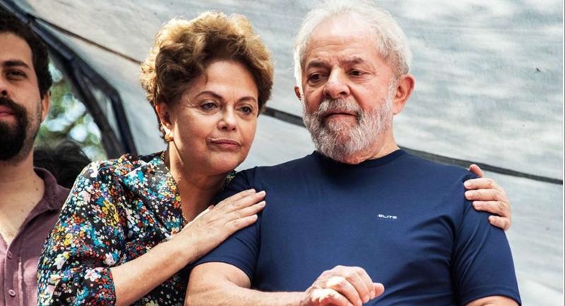 Dilma e Lula Réus 23 11 2018