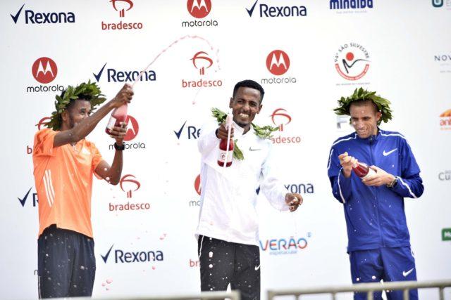 f04a24e54 Atleta etíope Belay Tilahun vence a prova da São Silvestre em SP