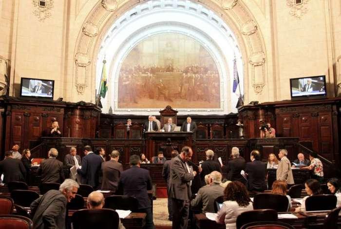 01 Plenário da Alerj