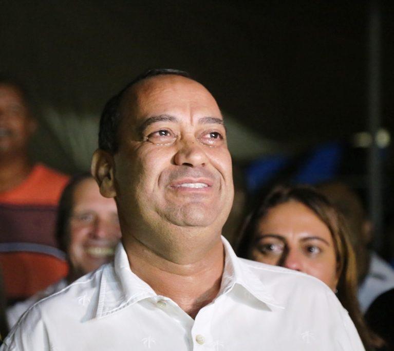 O ex-prefeito Max Lemos é acusado de autopromoção no governo/Reprodução/Internet