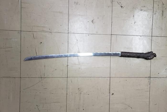 Espada- recortar