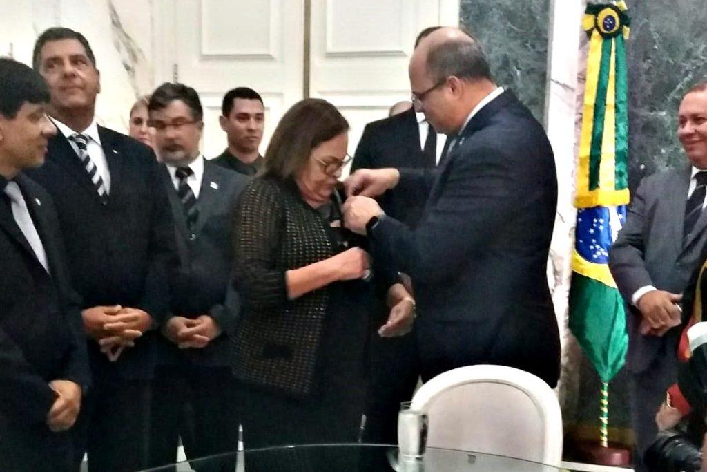 Cristina Quaresma empossada 06 08 2019