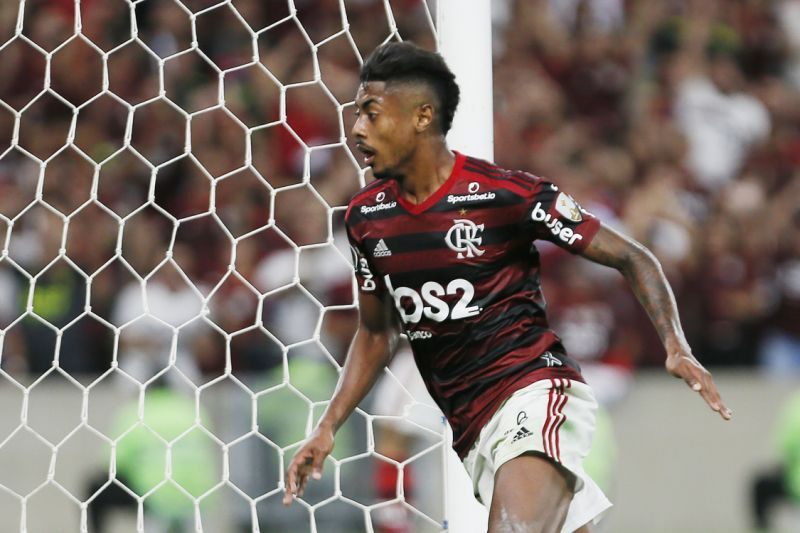 Bruno Henrique Fla 23102019