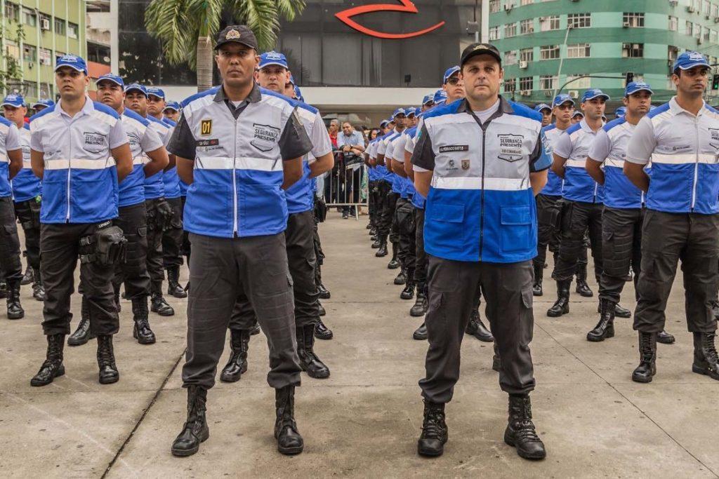 RIO DE JANEIRO (RJ), 14.11.2019 -inauguração do programa segurança presente em Duque de Caxias - Foto: Magá Jr