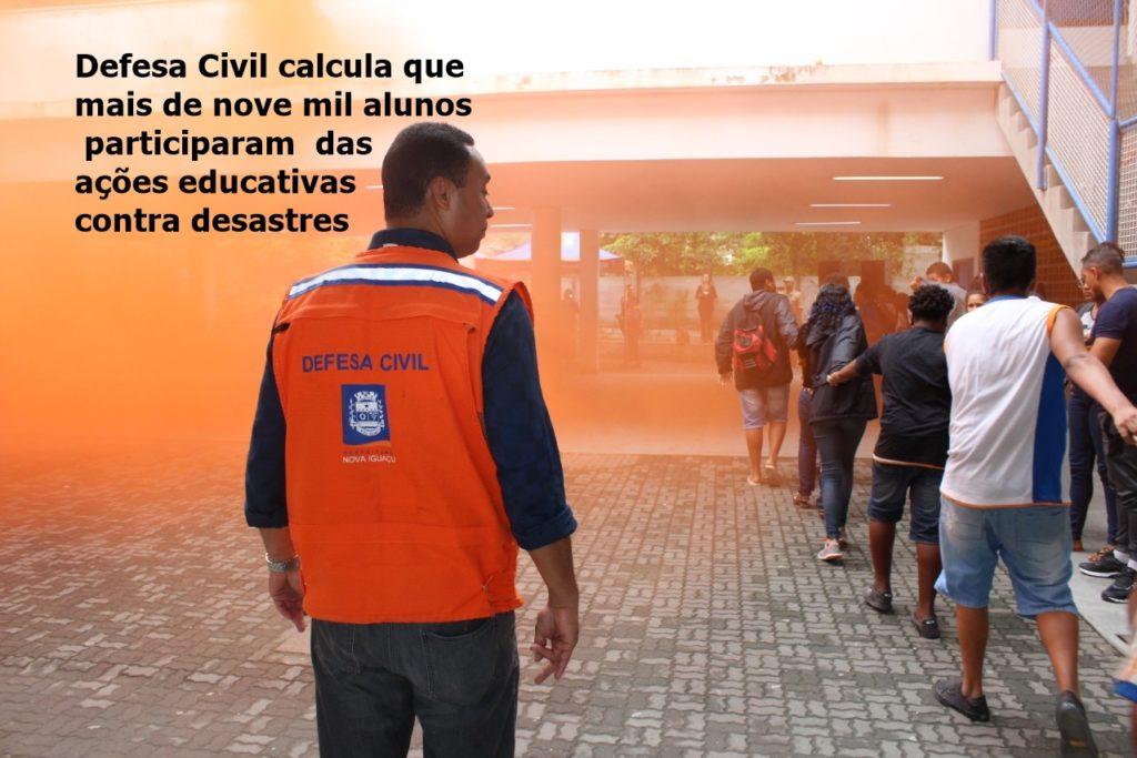Defesa Civil Simulado 29 11 2019