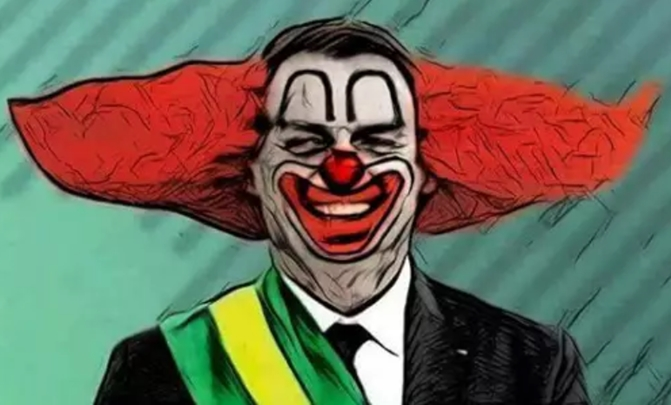 Bolsonaro Bozo 25022020