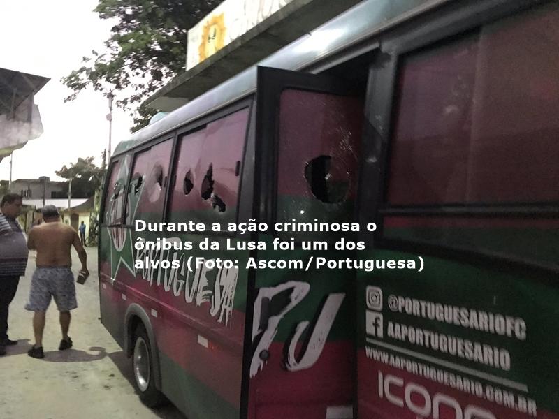 Vandalismo em Cabo Frio 07032020 1
