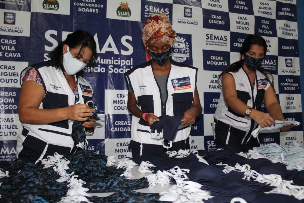 28 Nova Iguaçu Mascaras