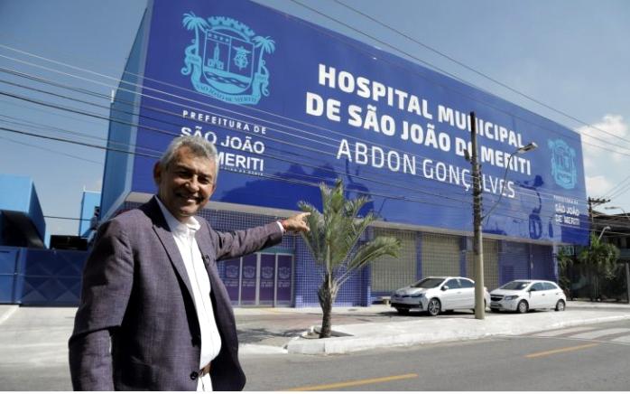 22 Hospital Municipal Meriti Dr João