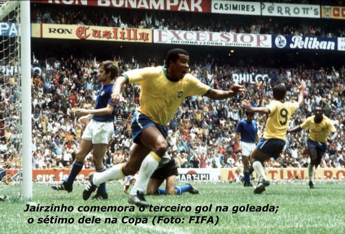 21061970 Jairzinho Brasil tri 1970