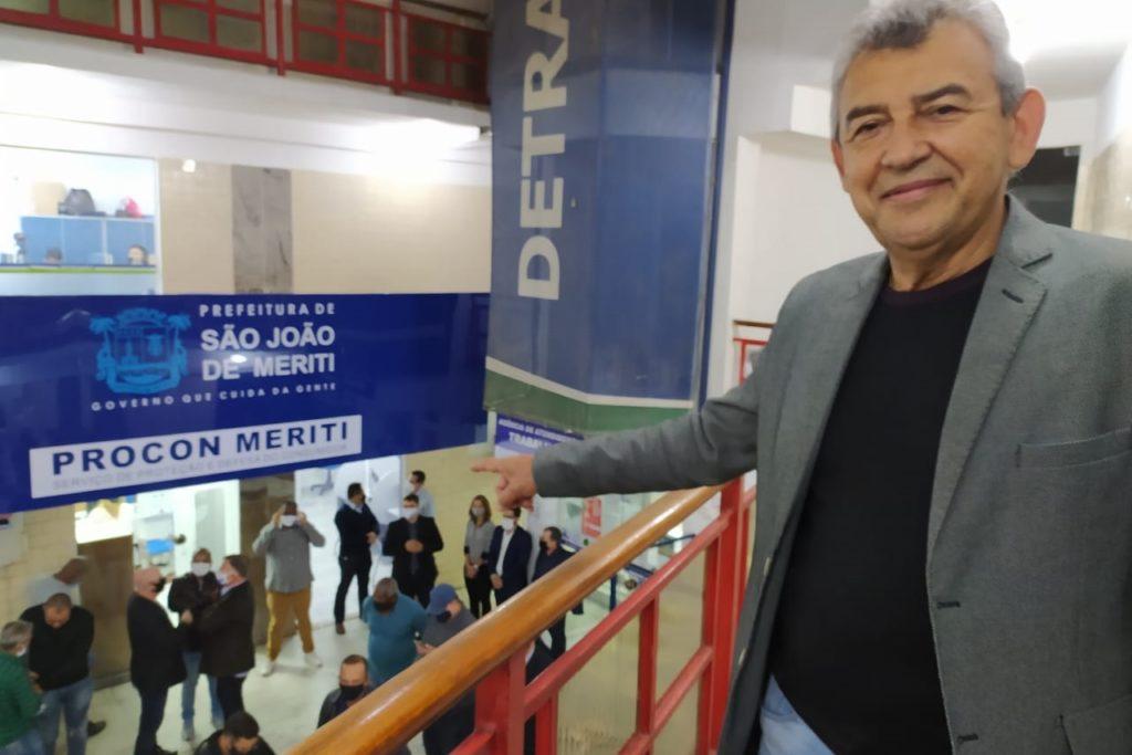 Prefeito Dr. João Ferreira Neto