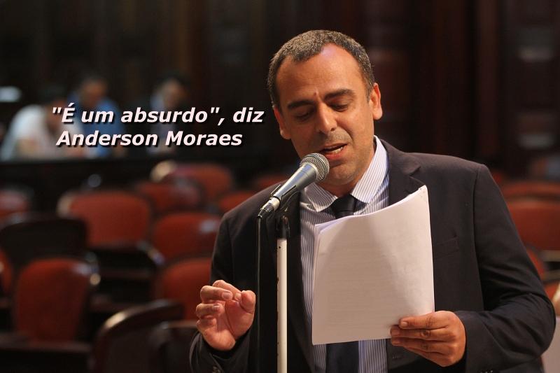 21 Anderson Moraes