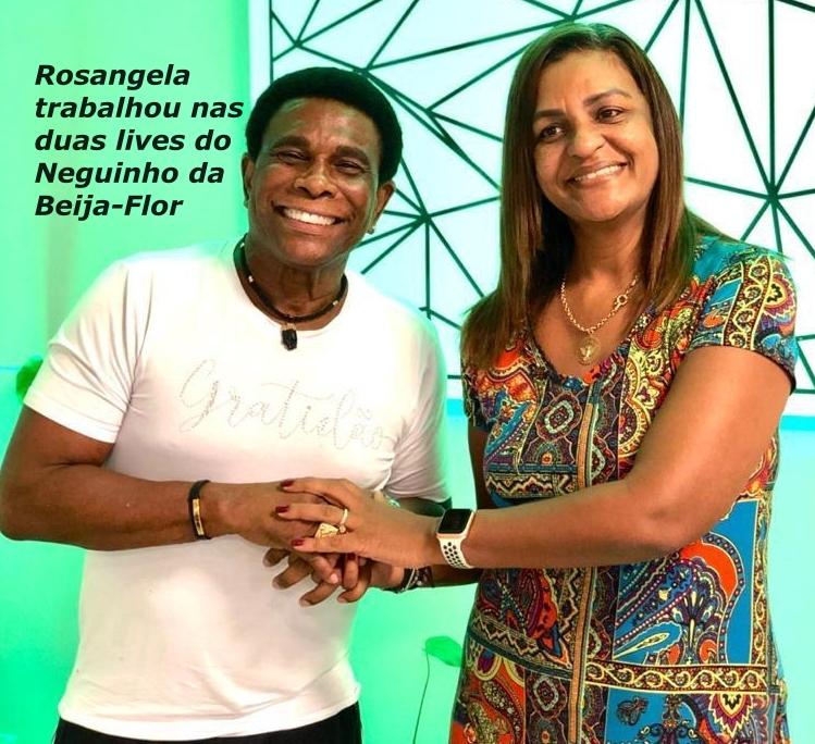 24 Rosangela Melo e Neguinho