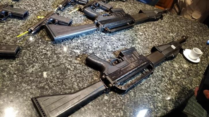 Armas - sub II