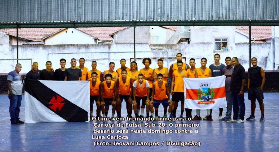 03 Vasco Belford Roxo Futsal 2