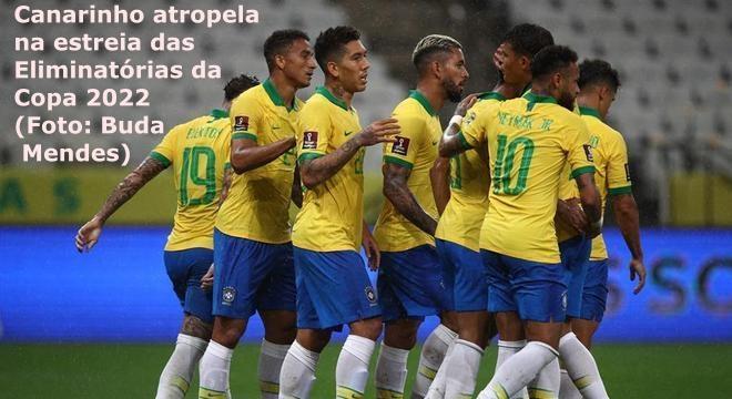 09 Brasil 5 a 0 Bolívia