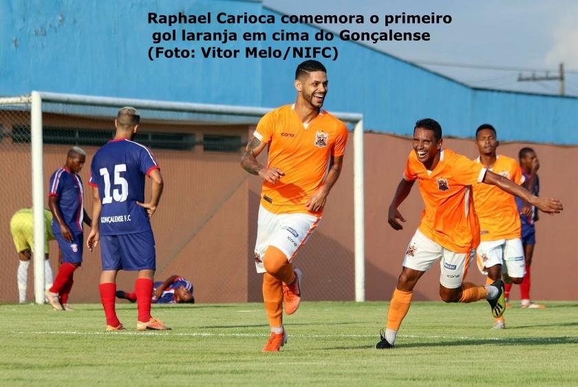 22 Raphael Carioca NIFC