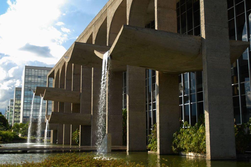 Sede do Ministério da Justiça em Brasília