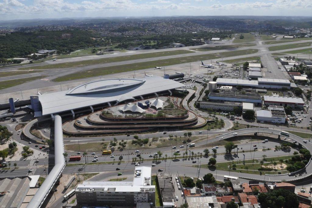 Aeroporto dos Guararapes em Recife/Infraero/Direitos reservados