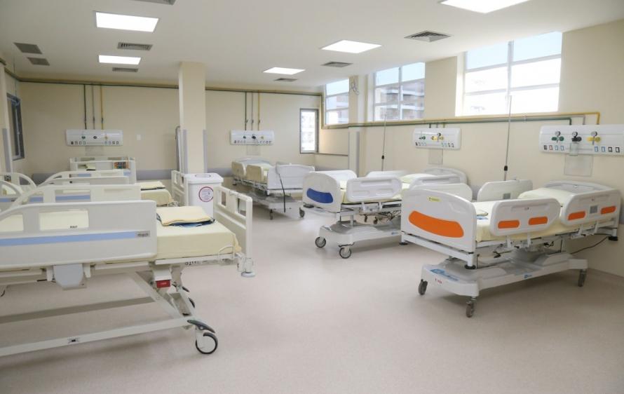 Medida é para leitos destinados a pacientes com Covid-19 em todo o estado/Divulgação/SES