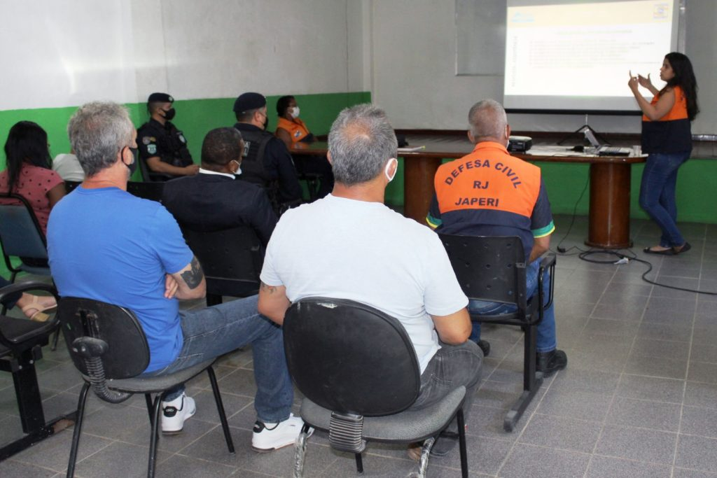 Encontro, que aconteceu no Centro da Cidadania, em Engenheiro Pedreira/Divulgação/PMJ
