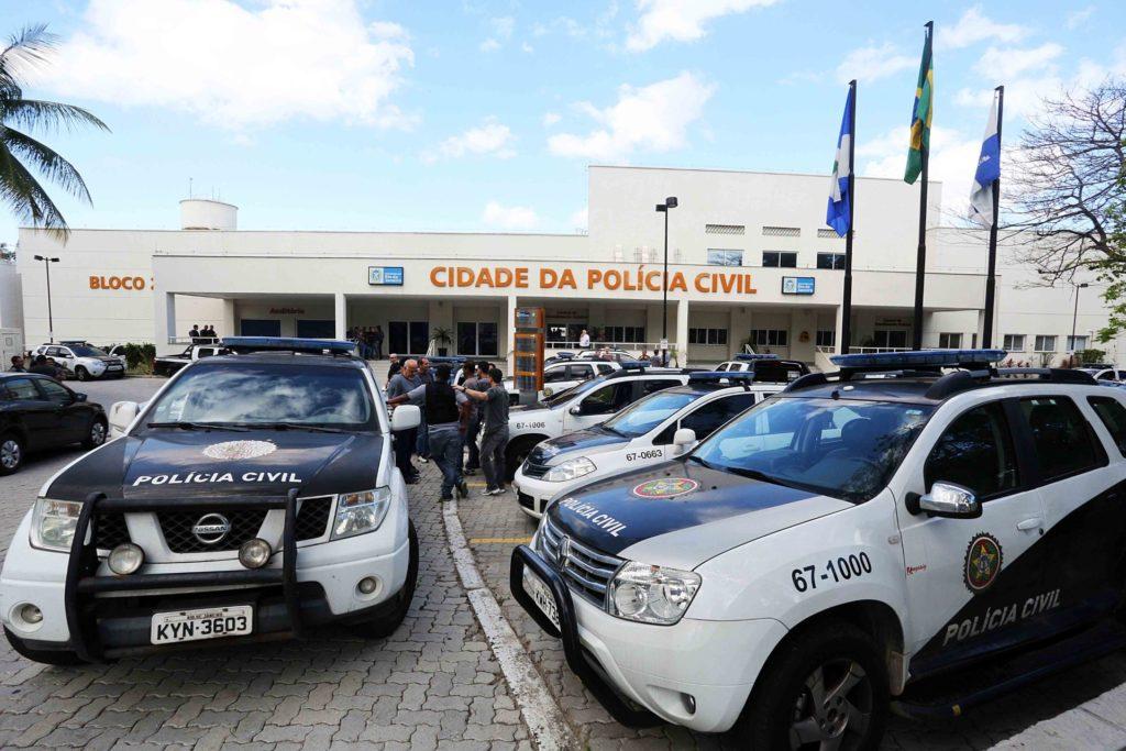 """Policia Civil realiza operação Repressão Qualificada""""."""