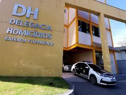 Delegacia de Homicídios da Baixada Fluminense (DHBF) investiga o assasssinato/Reprodução