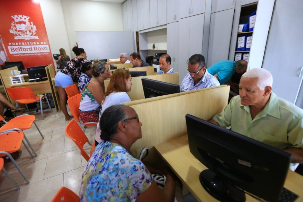 Quem não recebeu o carnê pode comparecer à Prefeitura ou emitir a guia ela internet/Rafael Barreto/PMBR