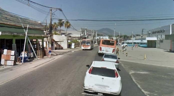 Briga aconteceu em loja de material de construção no bairro Cabuçu/Reprodução