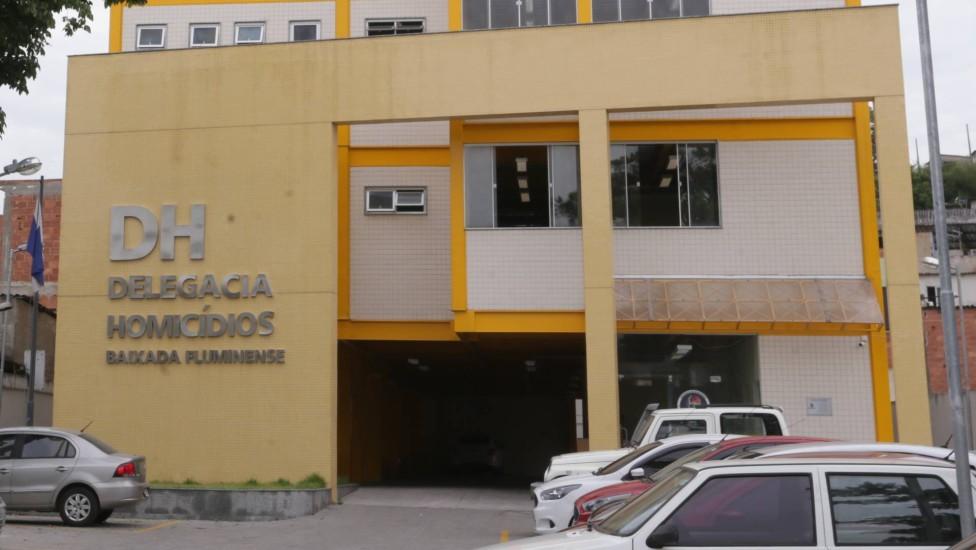 Delegacia de Homicídios da Baixada Fluminense (DHBF) investiga o caso/Divulgação
