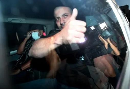 Deputado Daniel Silveira é levado para o Batalhão Especial Prisional da PM, em Niterói Wilton Júnior/OEstadão