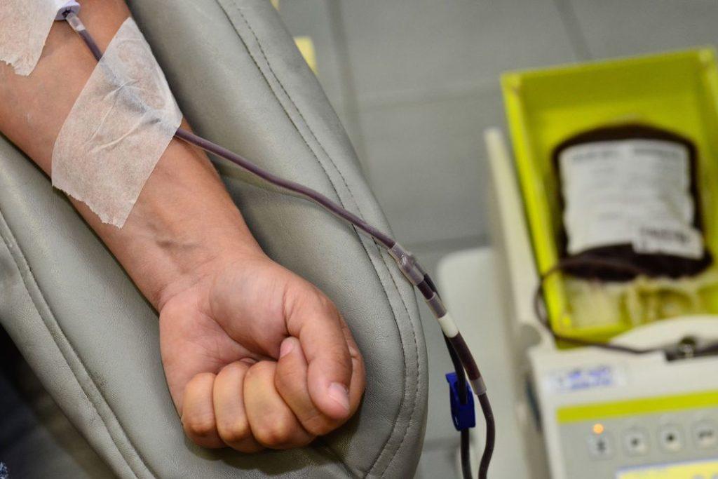 Depois de vacinados, doadores devem respeitar período sem doar/EBC