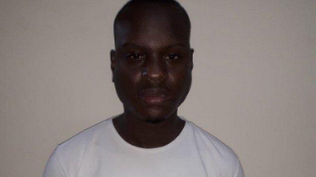 Sidney da Rocha Júnior foi preso por estelionato no Leblon/Reprodução