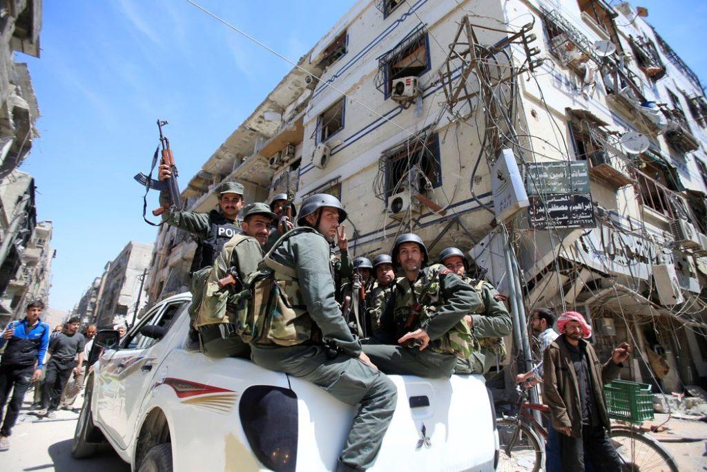 Relatório é da Missão de Investigação das Nações Unidas para o país/Ali Hashisho/Reuters/Direitos Reservados